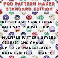 POD Pattern Maker Standard Edition
