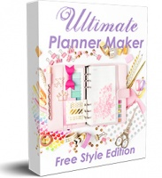 Ultimate Planner Maker - Free Style Edition