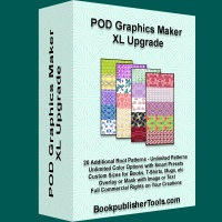 POD Graphics Maker XL Upgrade (20 seed patterns)